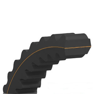 Hexagonal Double Cogged Belts